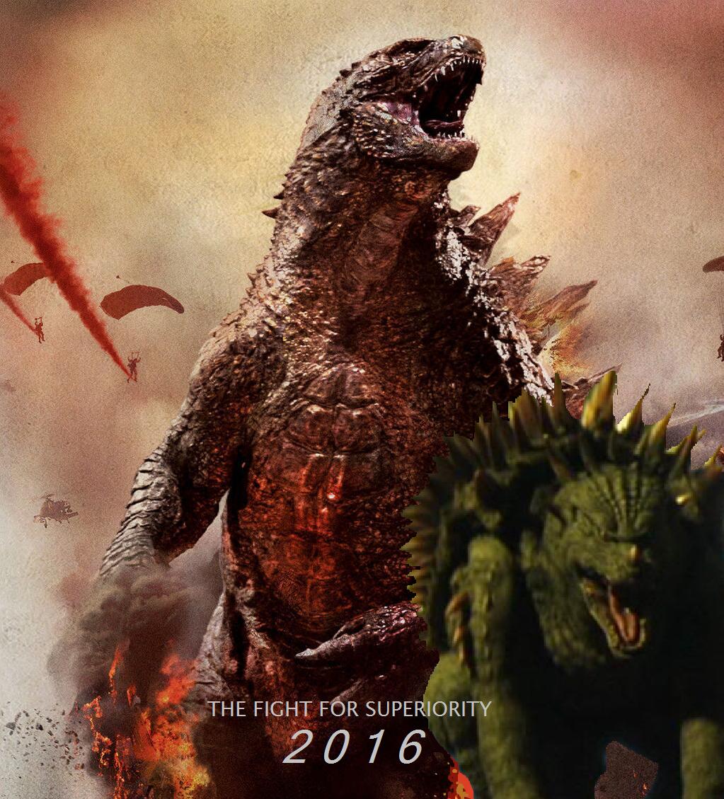 Godzilla Quotes: Godzilla 2014 Enemy Monster