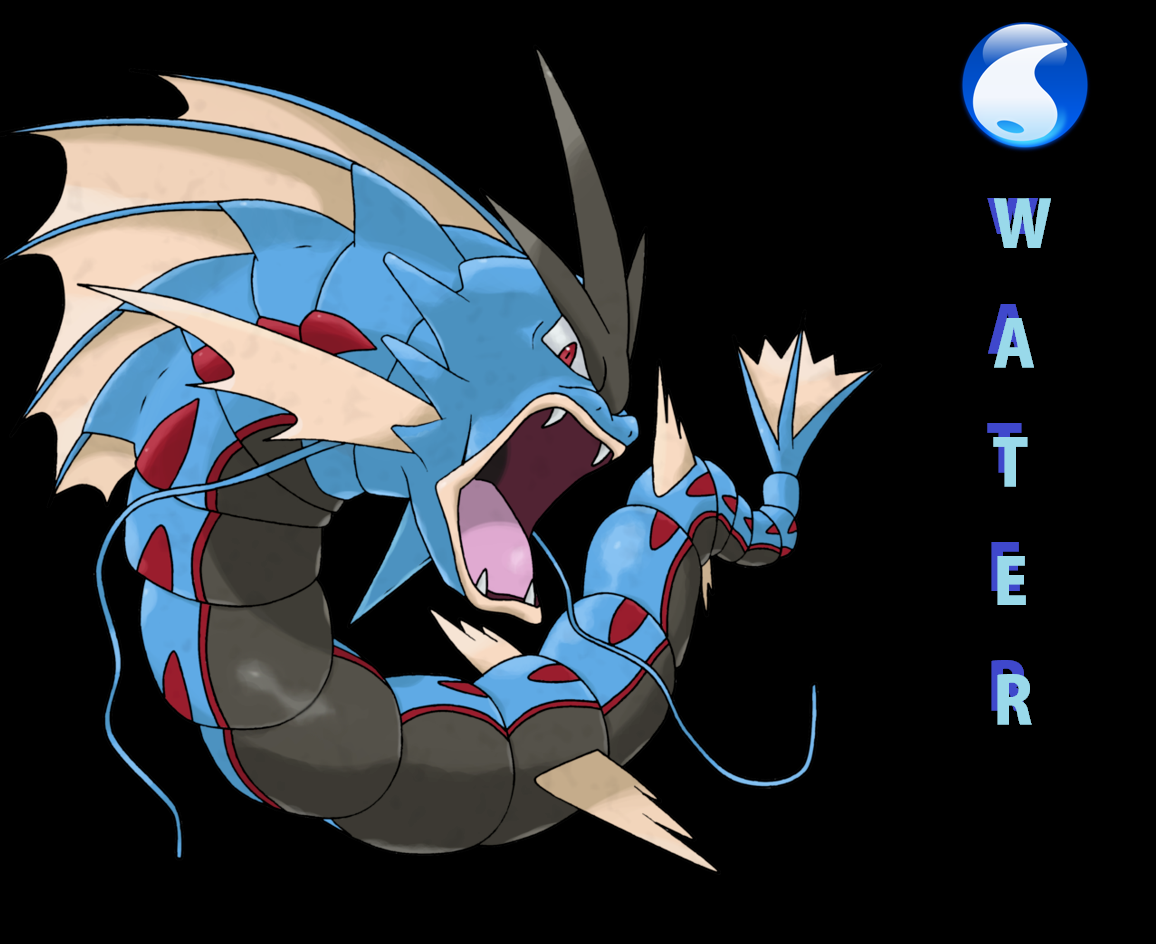 Top 6 Pokemon Special Water Type