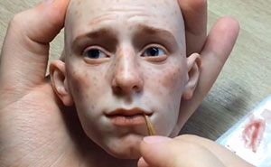 realistic-doll-faces-polymer-clay-michael-zajkov-latest