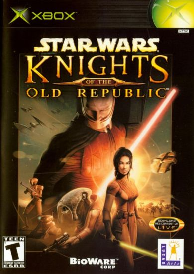 Star Wars Knights of the Old Republic xbo