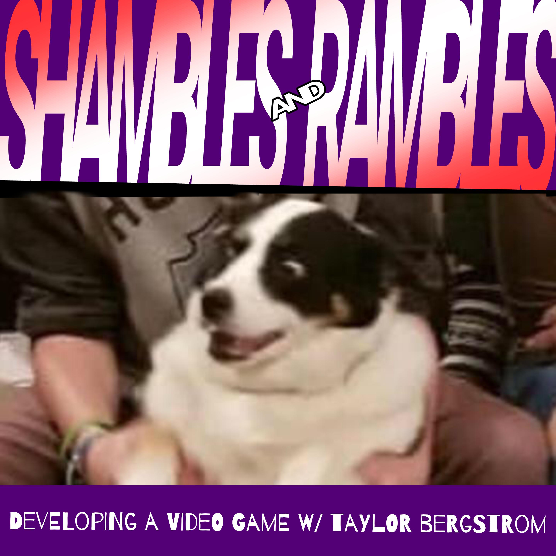 Shambles and Rambles cover 2