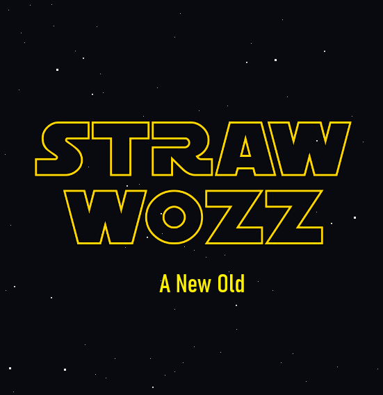 Straw Woz - A new old